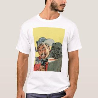 Cowboy Grave T-Shirt