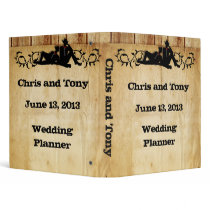 Cowboy Grooms Gay Wedding Planning Binder