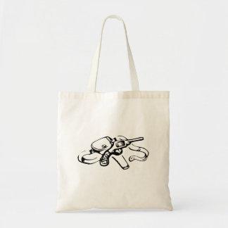 Cowboy Gun and Holster Canvas Bags