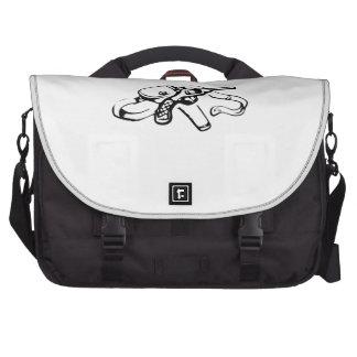 Cowboy Gun and Holster Commuter Bag