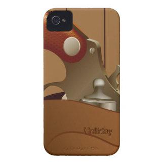 Cowboy Gun Holster Blackberry Case-Mate Case