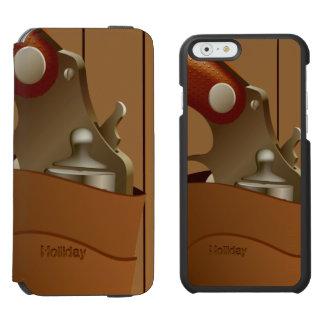 Cowboy Gun Holster iPhone 6/6s Wallet Case