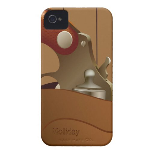 Cowboy Gun Holster iPhone Case iPhone 4 Covers