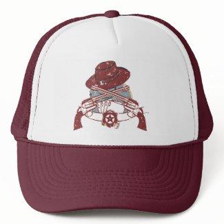 Cowboy Guns Cap hat