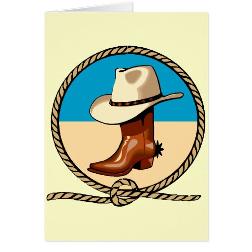 boots rope and hat - photo #9