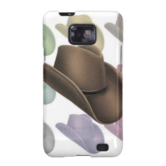 Cowboy Hat Collage Samsung Galaxy S2 Cover