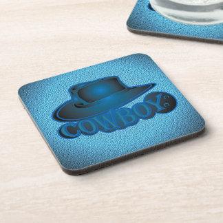 Cowboy Hat. Drink Coasters