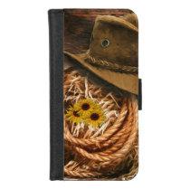 Cowboy Hat iPhone 8/7 Wallet Case