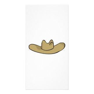 Cowboy Hat Photo Card