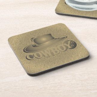 Cowboy Hat Version 2 Coaster