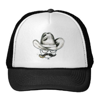 Cowboy Hat Watercolor