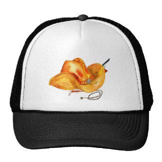 Cowboy Hat Watercolor 2