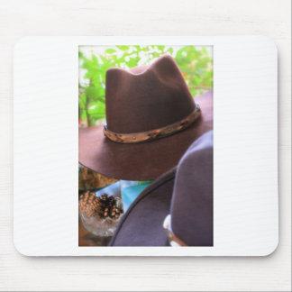 Cowboy Hats Mouse Pad