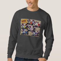 Cowboy HHD dark gray sweatshirt