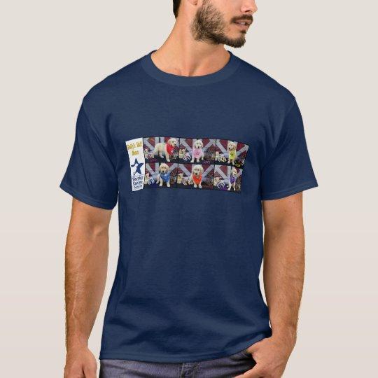 Cowboy HHD navy t-shirt