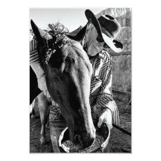 Cowboy Hoedown Invitation