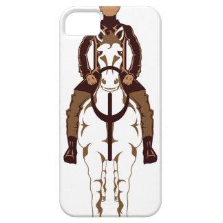 Cowboy - Horse front iPhone SE/5/5s Case