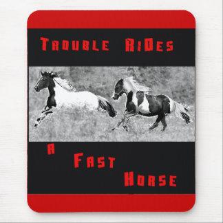 Cowboy Humor Mousepad