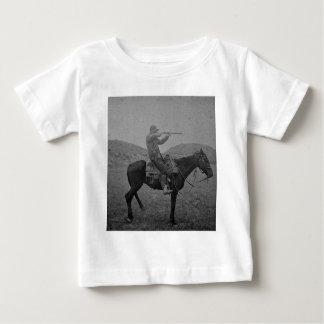 Cowboy Hunting on Horseback One Shot Shirt