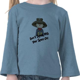 Cowboy II T Shirt