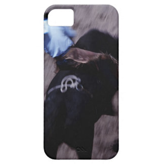 Cowboy in a Rodeo 3 iPhone SE/5/5s Case
