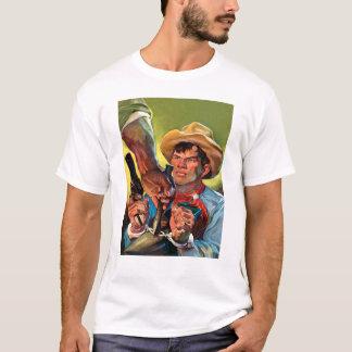 Cowboy in Handcuffs T-Shirt