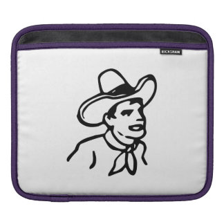 Cowboy Sleeves For iPads