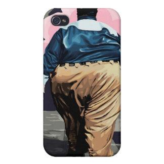 Cowboy iPhone 4 Case