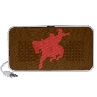 Cowboy iphone ipad Computer Speaker