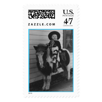 Cowboy Johnny Postage