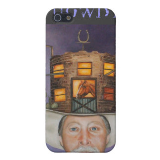 cowboy Karl iPhone SE/5/5s Cover