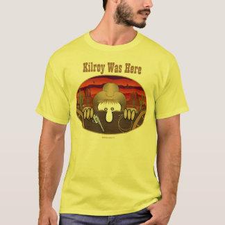 Cowboy Kilroy T-Shirt