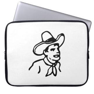Cowboy Laptop Computer Sleeves