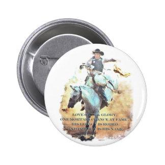 cowboy legacy pinback buttons