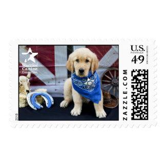 Cowboy Levi stamp