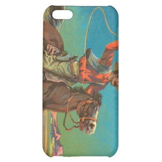 Cowboy Life Cover For iPhone 5C
