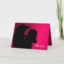 Cowboy Love Card