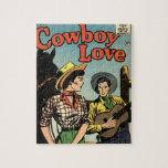 Cowboy Love Jigsaw Puzzles