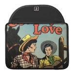 Cowboy Love Sleeves For MacBooks