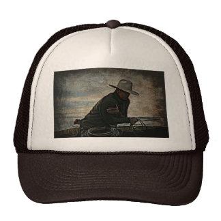 Cowboy Mesh Hats