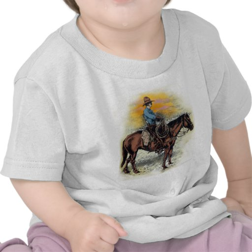 Cowboy n Sunset Shirts