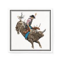 Cowboy Napkin