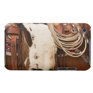 Cowboy on horse 2 iPod touch cover