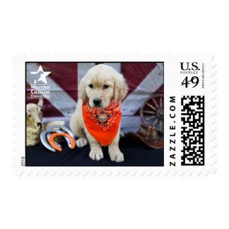 Cowboy Penny stamp