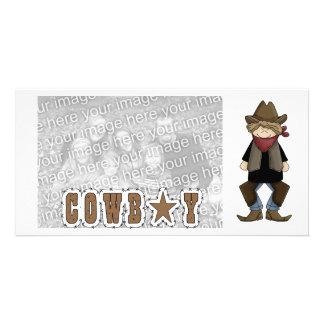 Cowboy Photocard Photo Card
