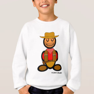 Cowboy (plain) sweatshirt
