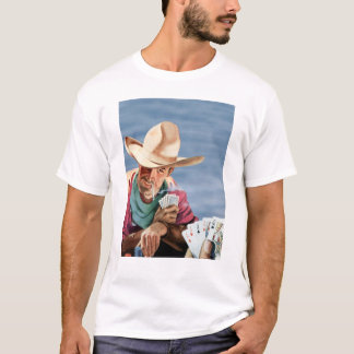 Cowboy Poker T-Shirt