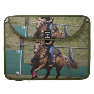 "Cowboy Polo 15"" Macbook Sleeve Sleeves For MacBook Pro"