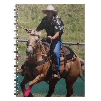 Cowboy Polo Notebook