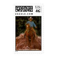 Cowboy Postage